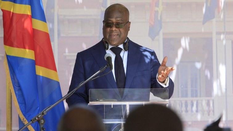 Félix Tshisekedi new