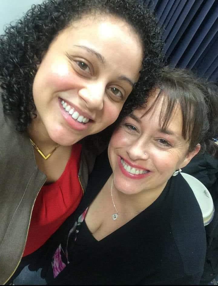 Heide Buckner Voglis & Karla Michelle Serrano-Gomez