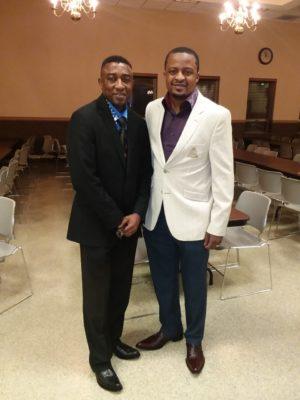 Andy Kalala & Christian Kalanga