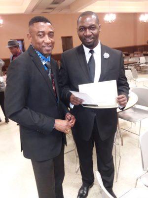 Andy Kalala & Christian Kanonga