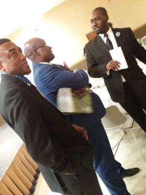 Andy Kalala, Kanku Kalala & Christian Kanonga