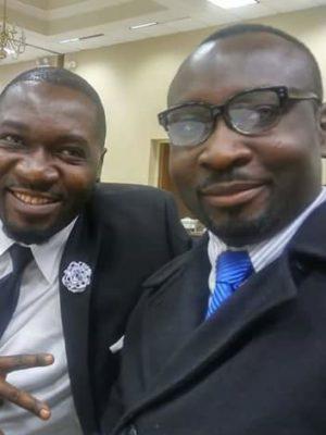 Christian Kanonga & Dominique Diomi