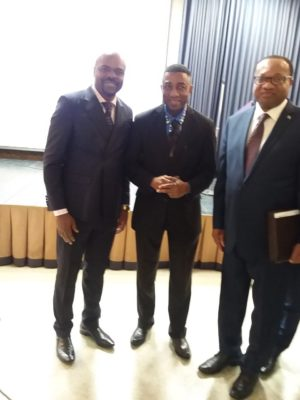 Patrick Mbiye, Andy Kalala & Noel Tshiani Muadiamvita