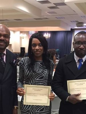 Patrick Mbiye, Evelyn Kessler & Dominique Diomi.2
