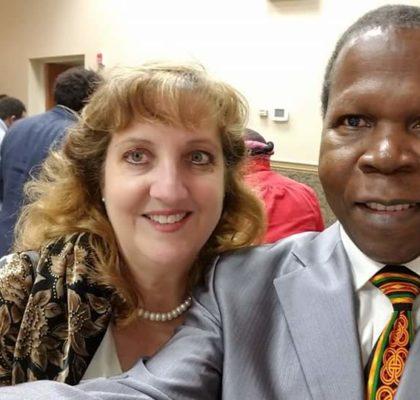 Zekeh Gbotokuma & Wife