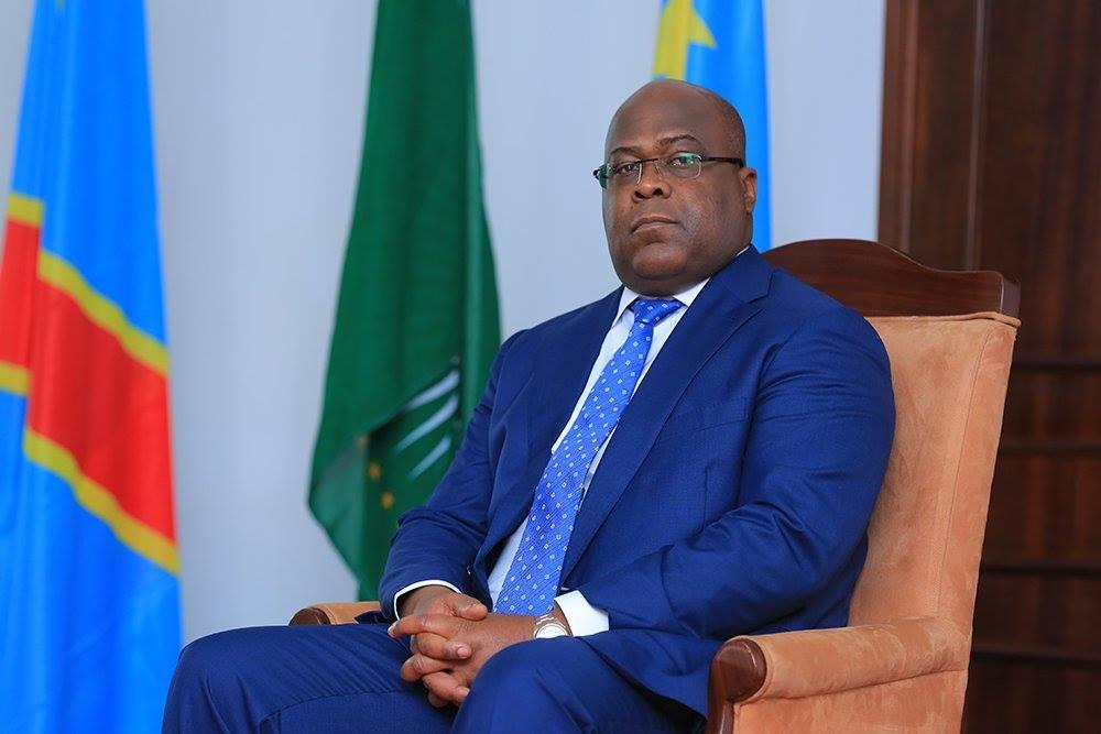 Félix Tshisekedi new 3